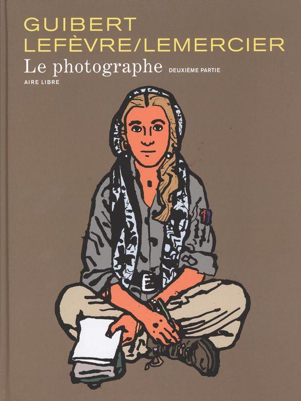 Aire Libre - Guibert : Le photographe 02 N.E.