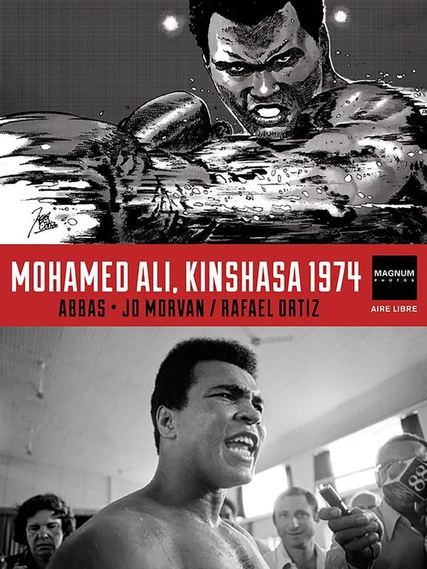 Magnum Photo 04 : Mohammed Ali, Kinshasa 1974