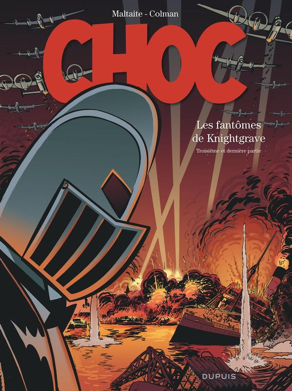 Choc 03 : Les fantômes de Knightgrave 3e partie