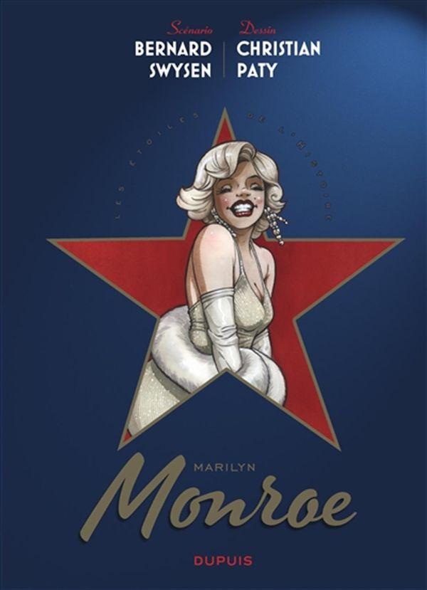 Etoiles de l'histoire 03  Marilyn Monroe