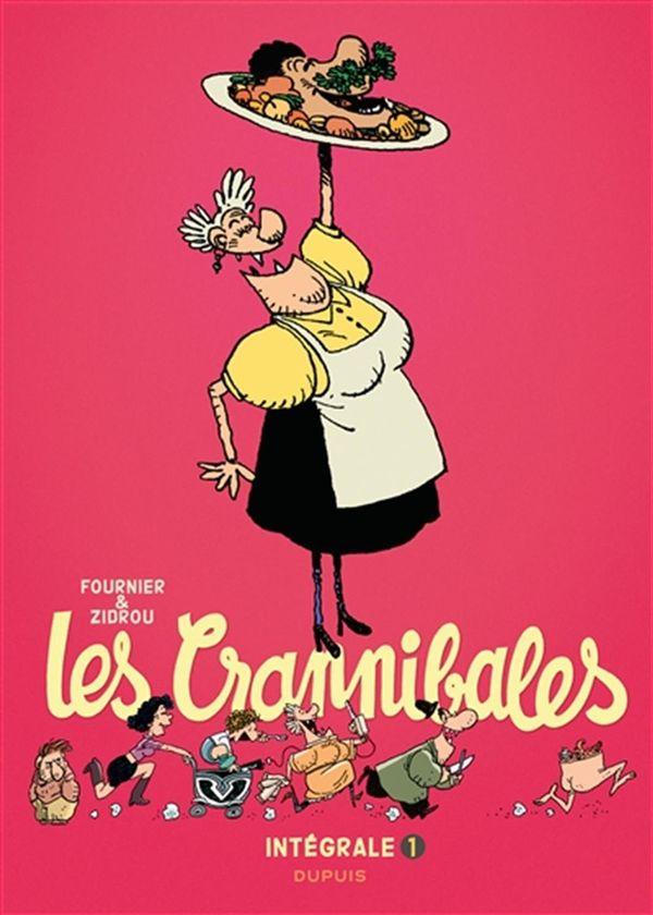 Les Crannibales Intégrale 01
