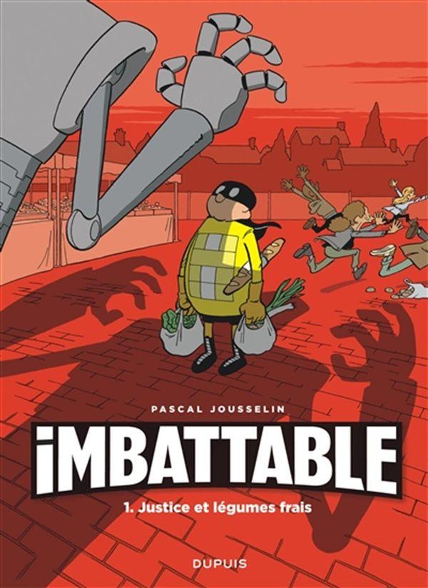 Imbattable 01 : Justice et légumes frais