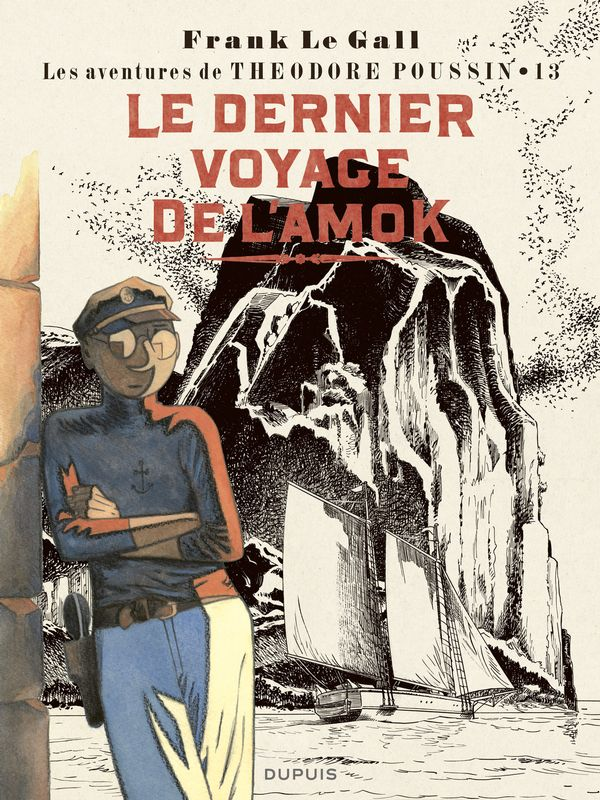 Théodore Poussin 13 : Le dernier voyage de l'Amok édition spéciale