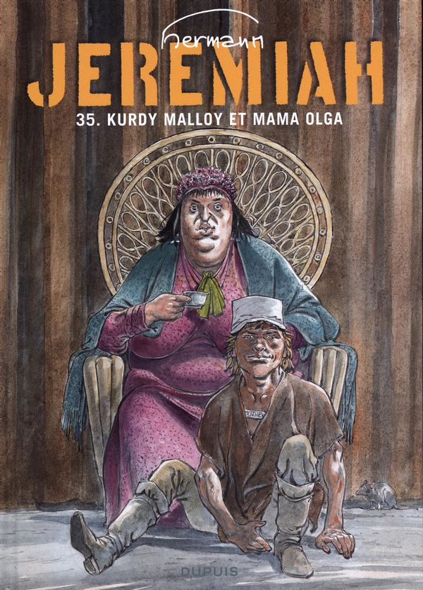 Jérémiah 35 : Kurdy Malloy et Mama Olga