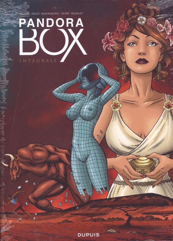 Fourreau Pandora Box Intégrale 01-02