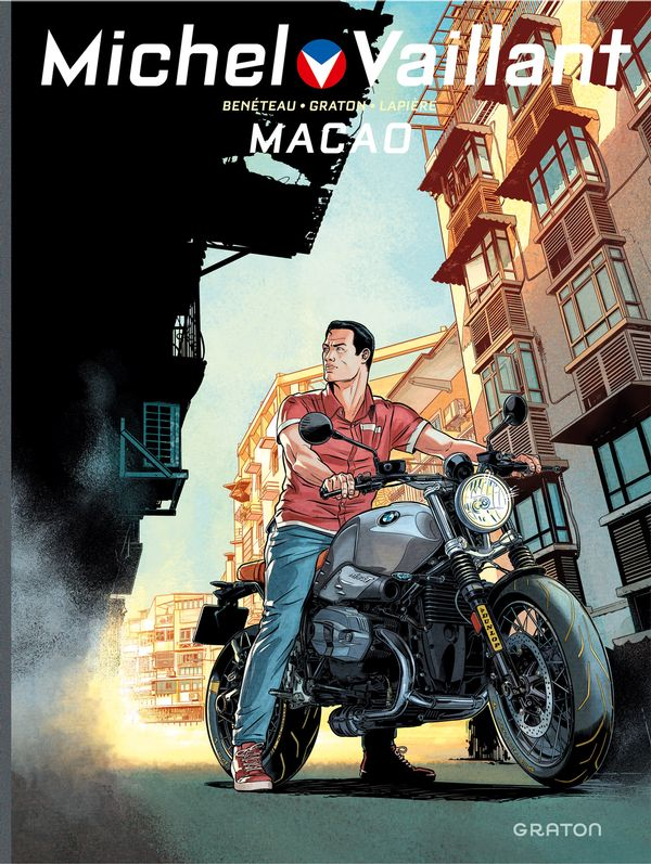 Michel Vaillant 07  Macao