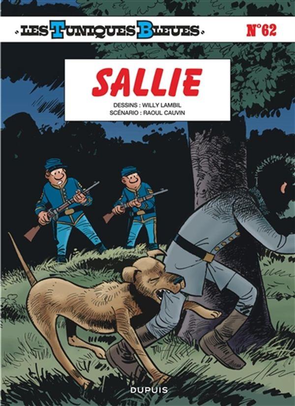 Les Tuniques Bleues 62 : Sallie
