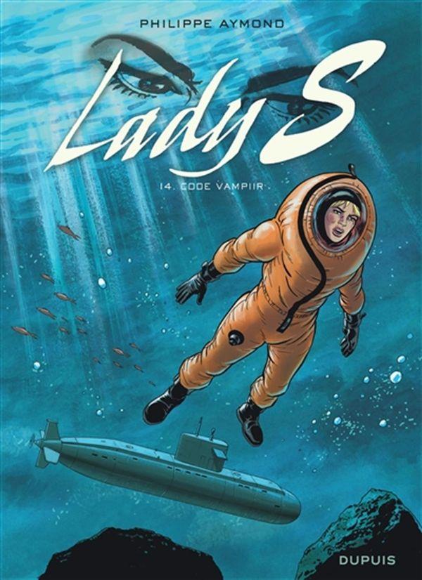Lady S 14 : Code vampir