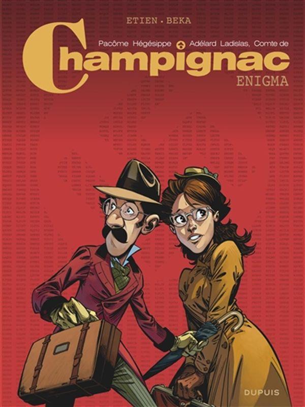 Champignac 01 : Enigma