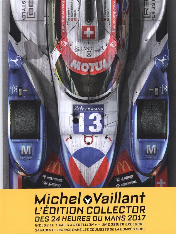 Michel Vaillant - Nouvelle Saison 06 : Rébellion, l'histoire vraie