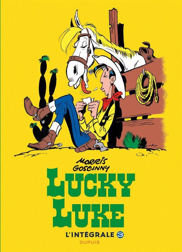 Lucky Luke L'intégrale 03