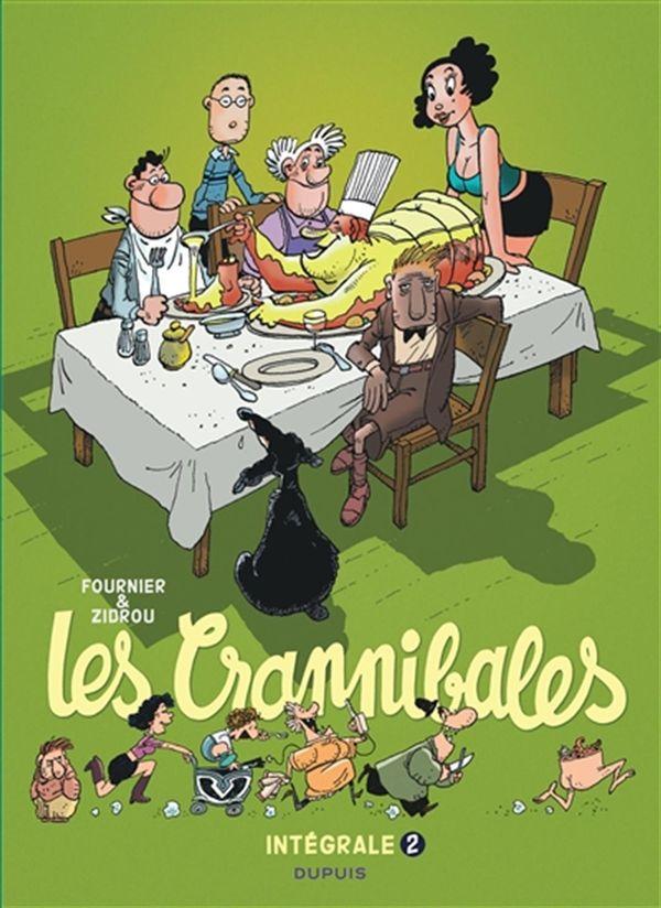 Les Crannibales l'intégrale 02