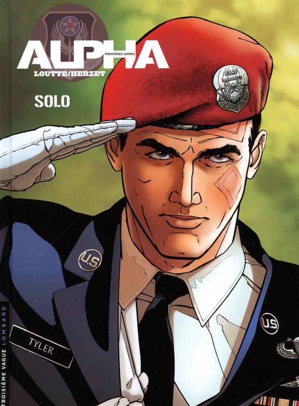 Alpha premières armes 02 : Solo