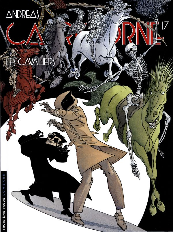 Capricorne 17 : Les cavaliers