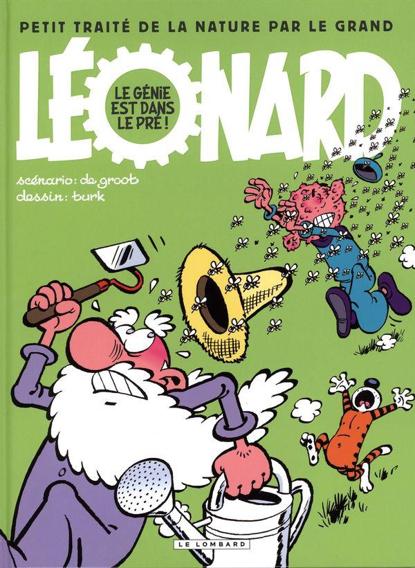 Léonard -  Le génie est dans le pré!