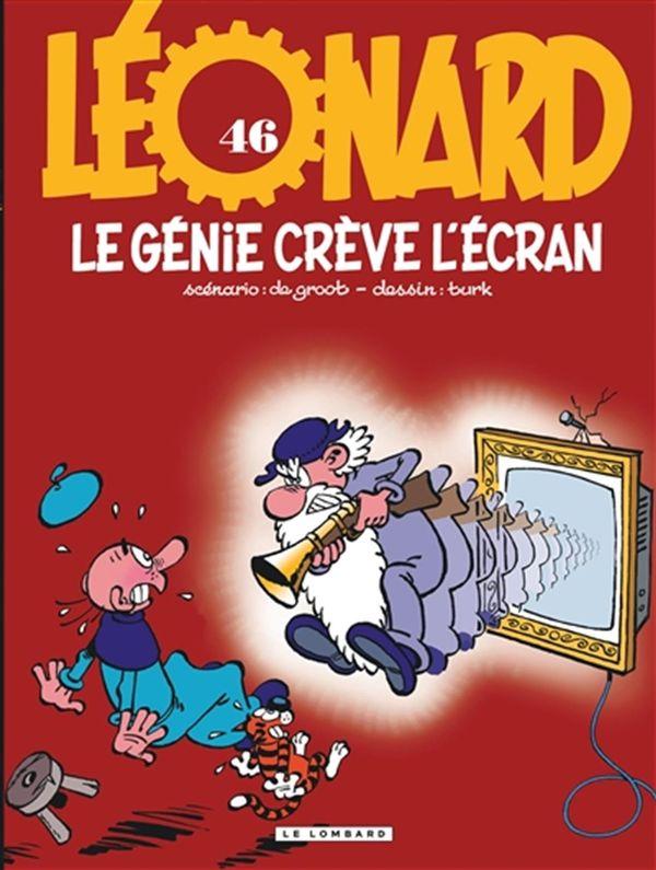 Léonard 46 : Le génie crève l'écran
