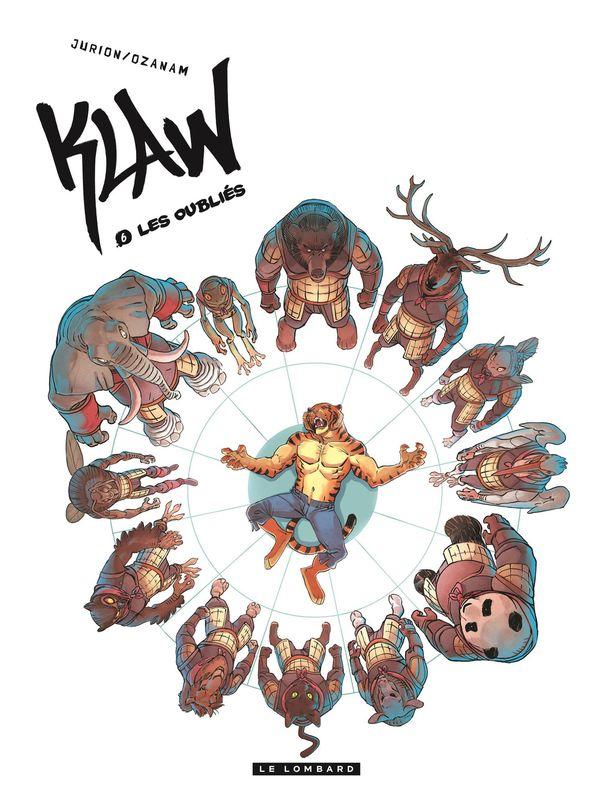 Klaw 06 : Les oubliés