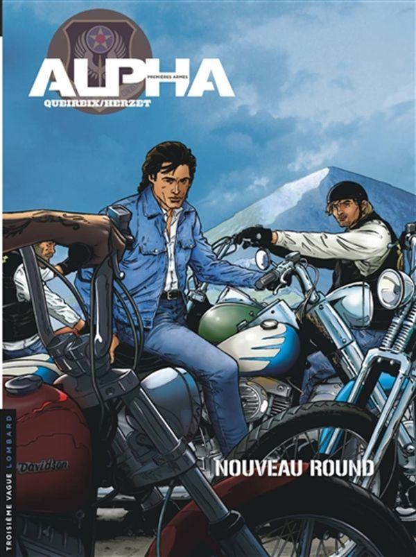 Alpha premières armes 03 : Nouveau round