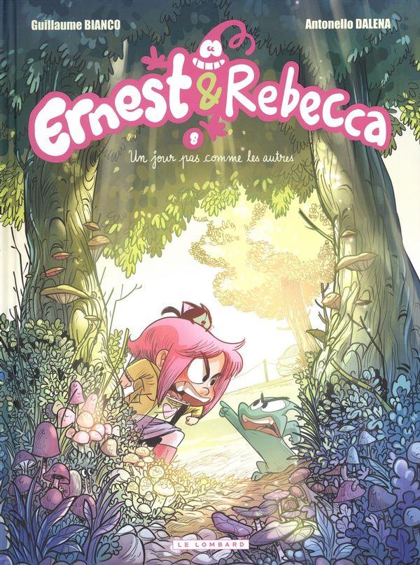 Ernest & Rebecca 08 : Un jour pas comme les autres