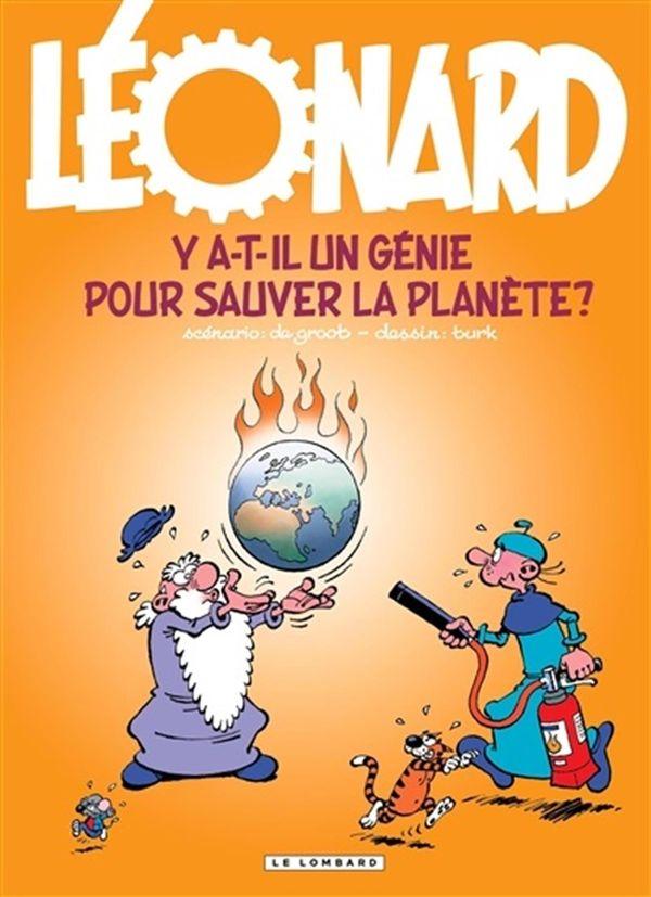 Léonard 38 : Y a-t-il un génie pour sauver la planète ? OP été 2016