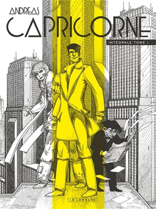 Capricorne Intégrale 01