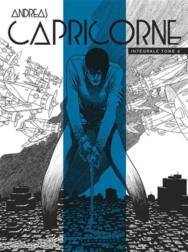 Capricorne 02 Intégrale
