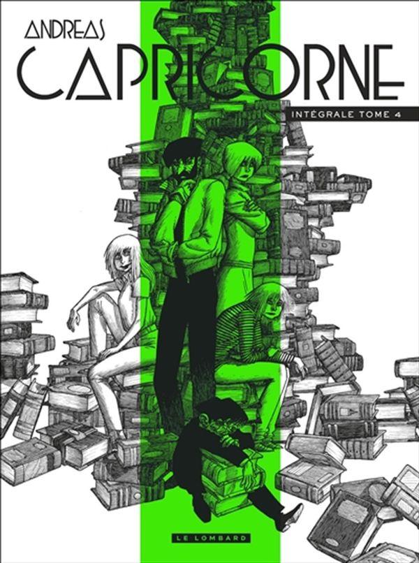 Capricorne Intégrale 04