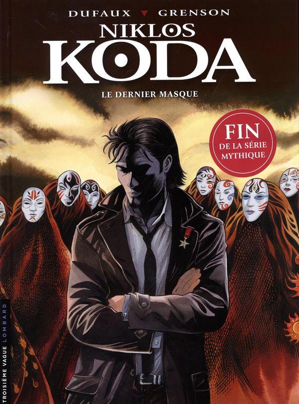 Niklos Koda 15 : Le dernier masque