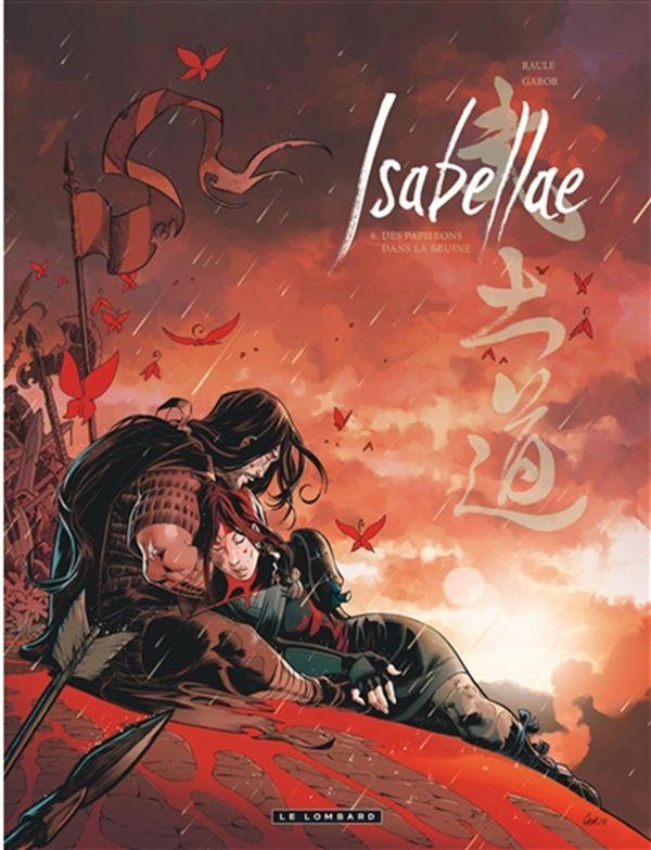 Isabellae 06 : Des papillons dans la bruine
