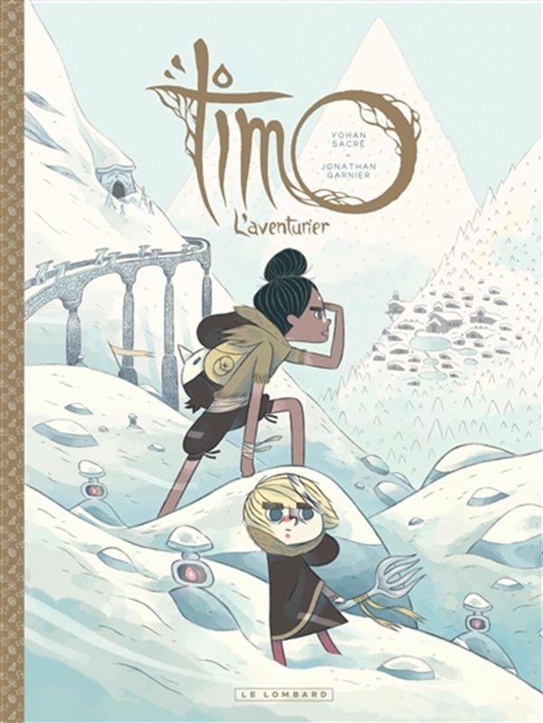 Timo, l'aventurier 02