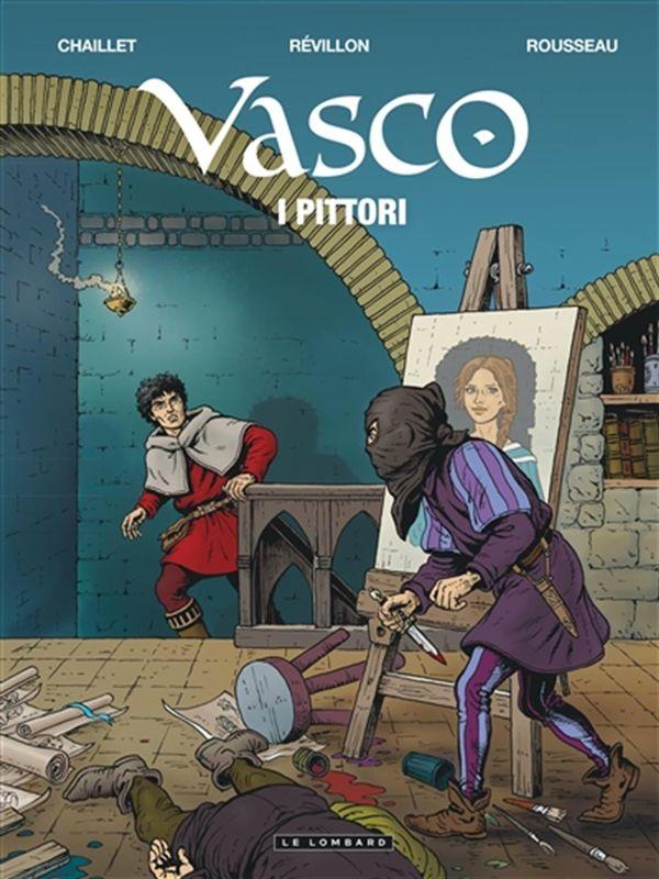 Vasco 28 : I Pittori