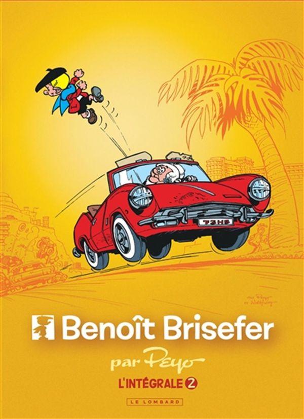 Benoît Brisefer : Intégrale 02