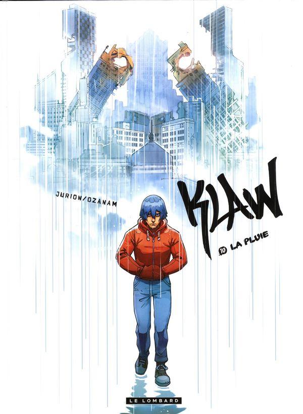 Klaw 10 : La pluie