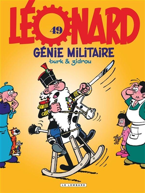 Léonard 49 : Génie militaire
