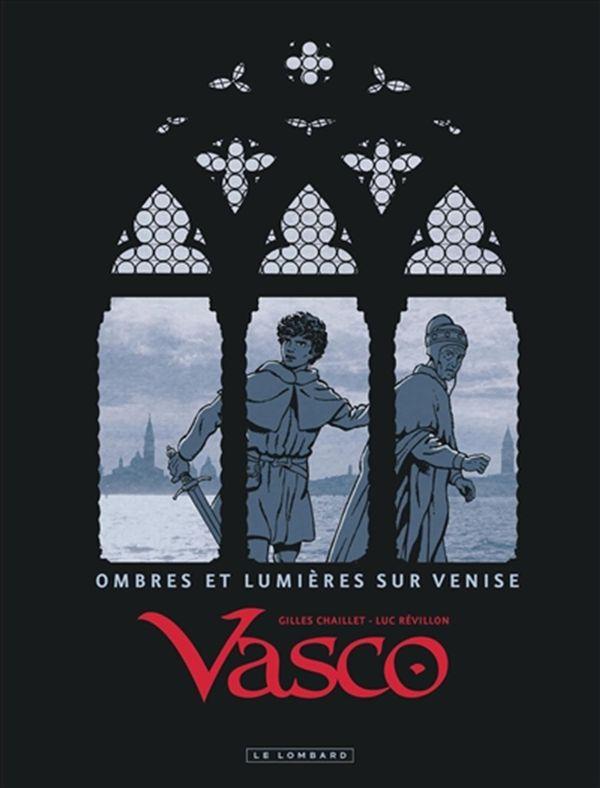 Vasco HS Ombres et lumières sur Venise