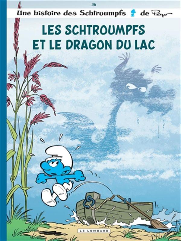 Les Schtroumpfs 36 :  Les Schtroumpfs et le dragon du lac