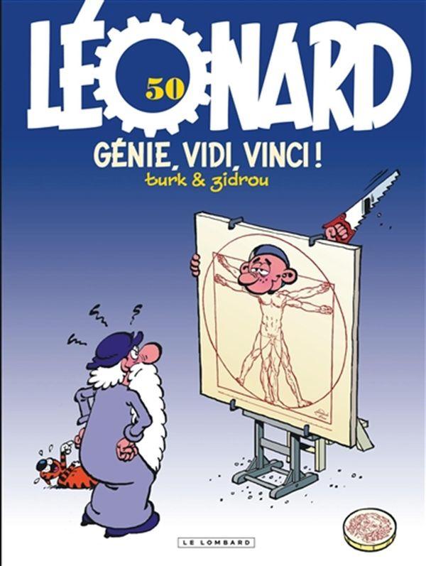 Léonard 50 : Génie, Vidi, Vinci!
