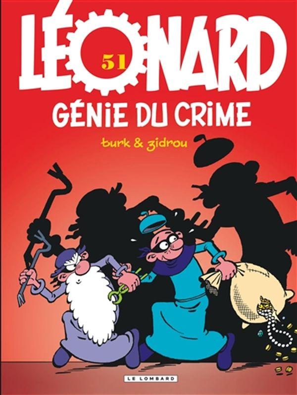 Léonard 51 : Génie du crime
