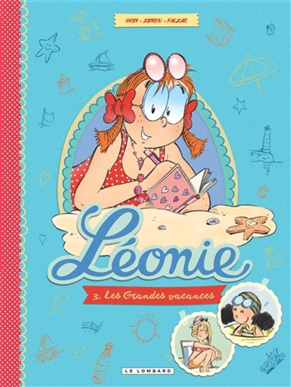 Léonie 03 : Les grandes vacances