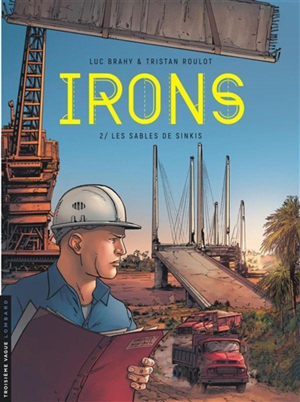 Irons 02 : Les sables de Sinkis