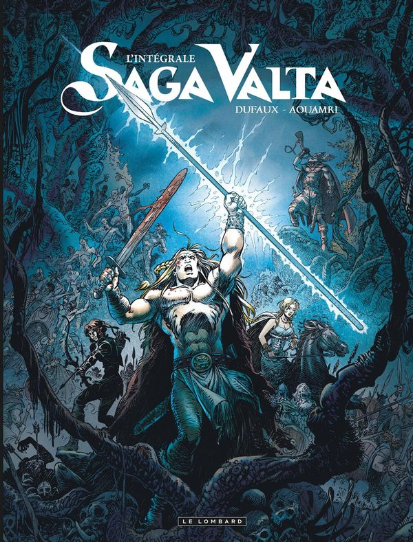 Saga Valta intégrale