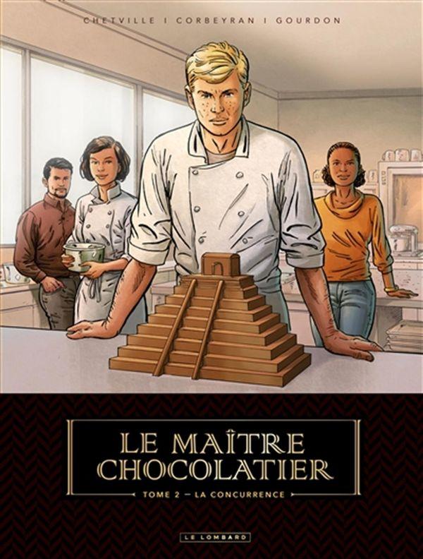 Le maître chocolatier 02 : La concurrence