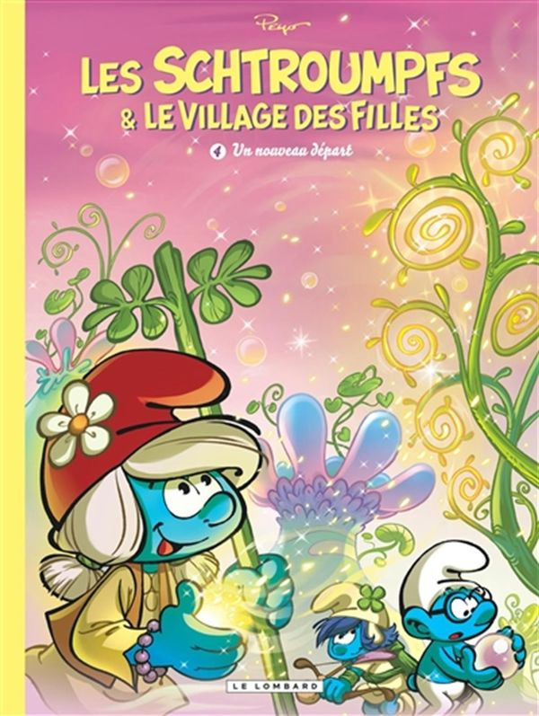 Les Schtroumpfs et le village des filles 04 : Un nouveau départ