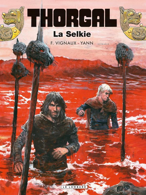 Thorgal 38 : La Selkie