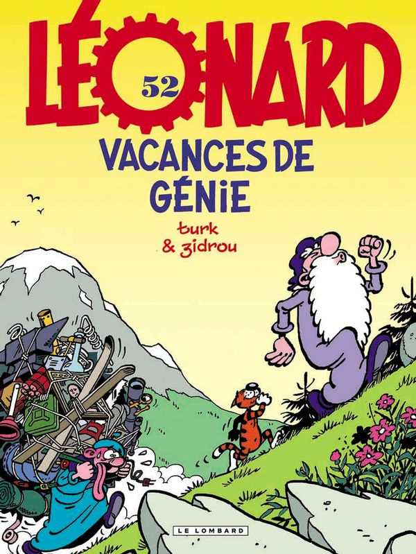 Léonard 52 : Vacances de génie