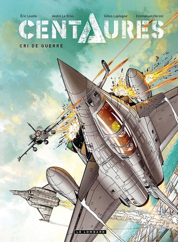 Centaures 02 : Cri de guerre