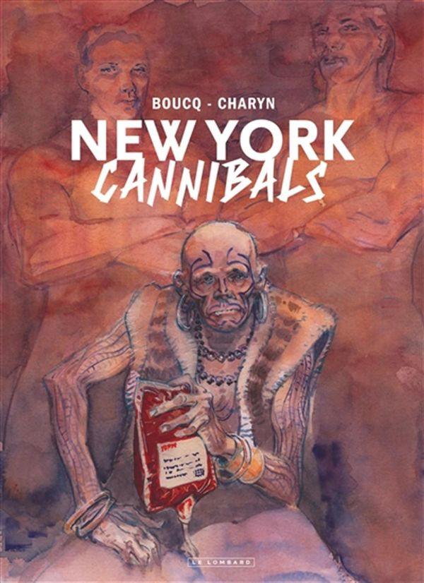 New York Cannibals édition spéciale N&B