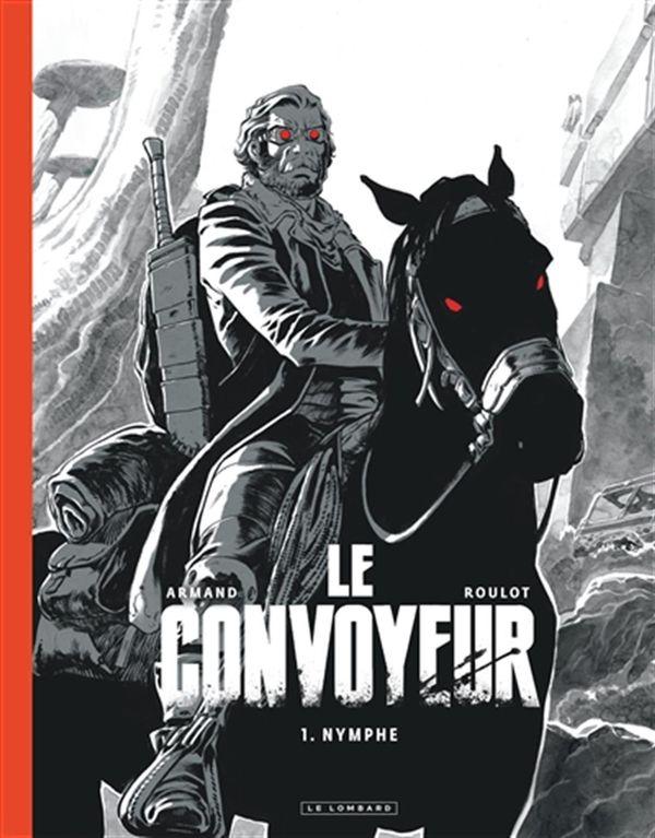 Convoyeur 01  Nymphe édition N/B