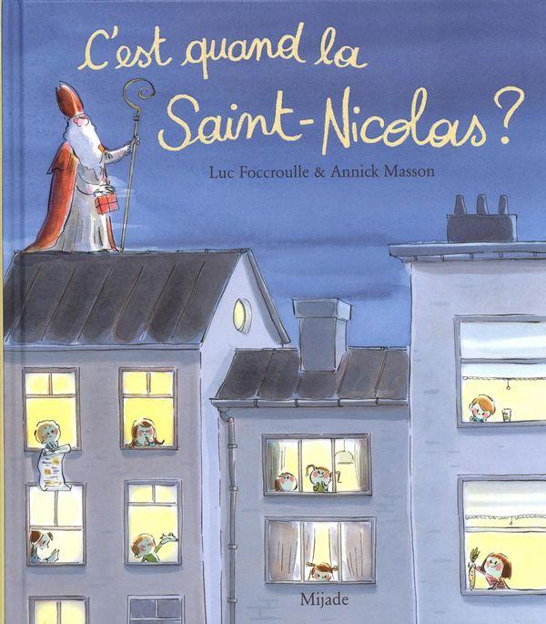 C'est quand la Saint-Nicolas?