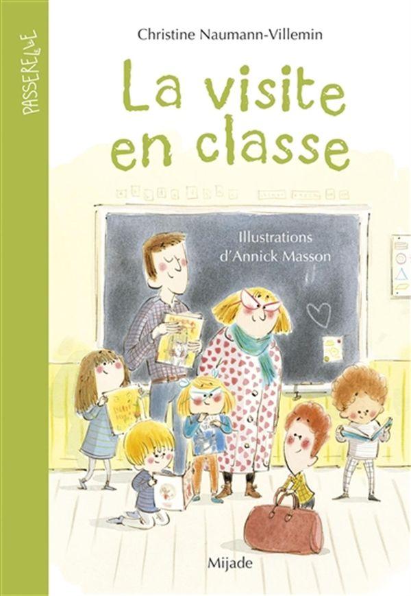 La visite en classe
